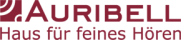 Hörgeräte in Berlin   AURIBELL – Haus für feines Hören - Logo